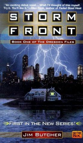 The Dresden files:Storm front.