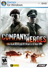 Company of Heroes: Opposing Fronts nálgast