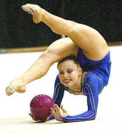 People Doing Gymnastics