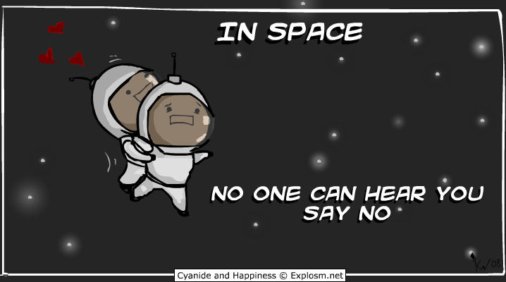 In Space...