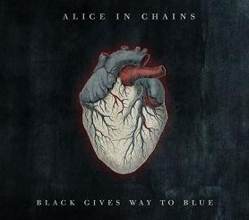 Plötugagnrýni: Alice In Chains - Black Gives Way To Blue