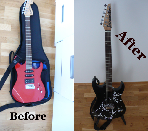 Transformation: Washburn/Danocaster