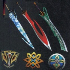 Celestial Weapons Hluti 2: