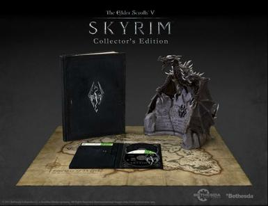 Skyrim - Collector's Edition