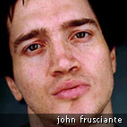John Frusciante / Curtains og Shadows Collide with People