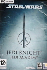 Star wars jedi knight: Jedi acedamy