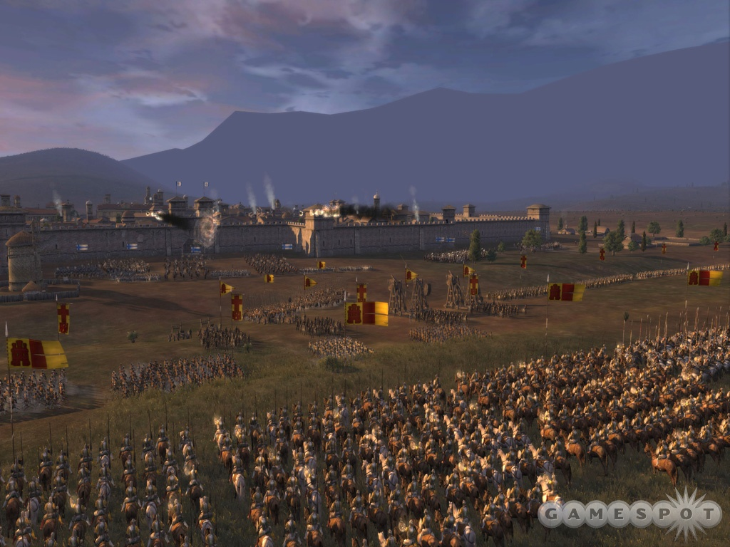Medieval 2: Total War siege