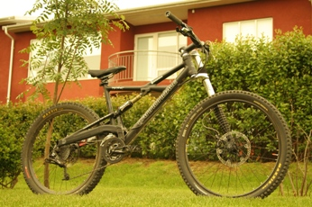 Review - 2006 Cannondale Prophet