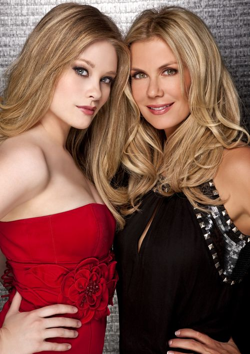 The Bold and the Beautiful - Brooke & Hope Logan